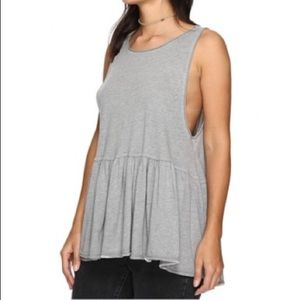 [Free People] Low Back Cantina Tank